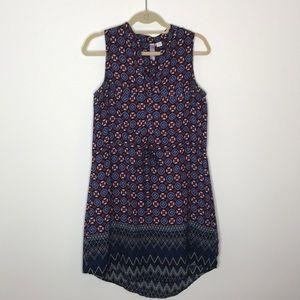 Alya Floral Print Tank Dress - Medium